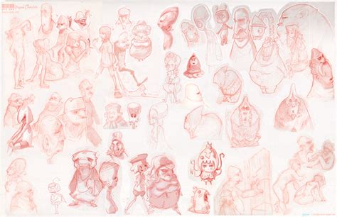 Sketches Channel by Character Sketches By Channel Square On Deviantart