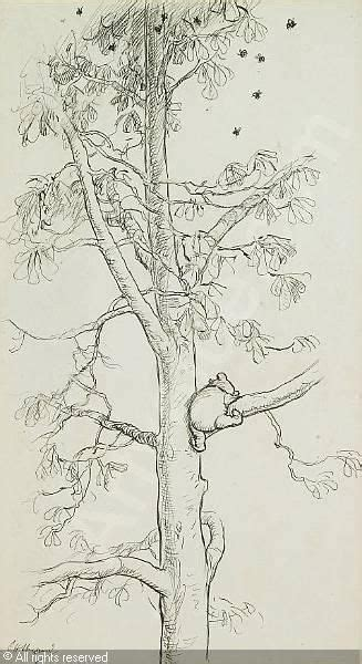 libro winnie the pooh a tree for winnie the pooh in a tree 1926 by a a milne illustration by e h shepard vintage book