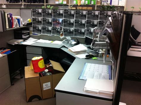 Office Prank Ideas Desk The 107 Best Images About Cubicle Pranks On Pinterest Cardboard Houses April Fools And Offices