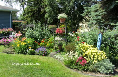 planning planting my front yard border 2014 organized