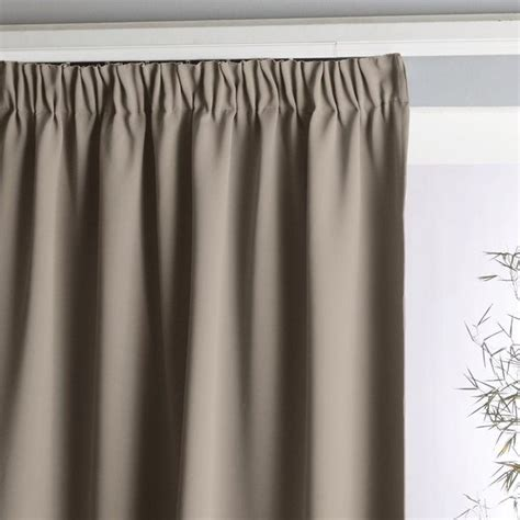 gardinenschals beige 1000 ideas about rideau occultant on curtains