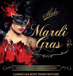 san francisco house music clubs slide nightclub in san francisco to host mardi gras extravaganza