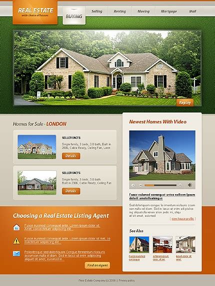 Hoffa Design Website Development Graphic Designer Real Estate Development Website Templates