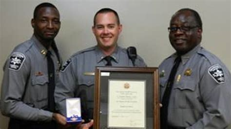 Orangeburg County Sheriff S Office by Orangeburg Deputy Earns National Medal Of Merit News