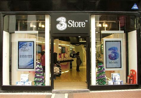3 mobile shop three mobile data outage affects users around the uk