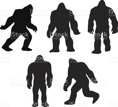 Big Foot Search Bigfoot Vector Images Search