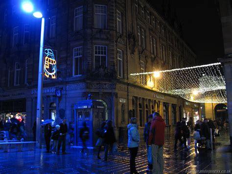 A Stroll Around Glasgow Christmas 2008 Lh Yeung Net Glasgow Lights