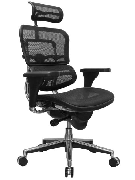 ergohuman high  tall office chairs
