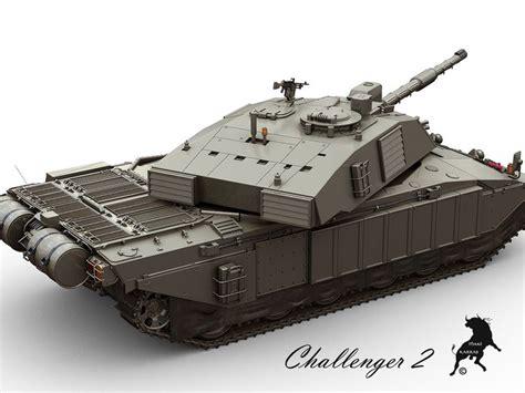 challenger 2 tank model 3d models tank challenger 2 3d tanks