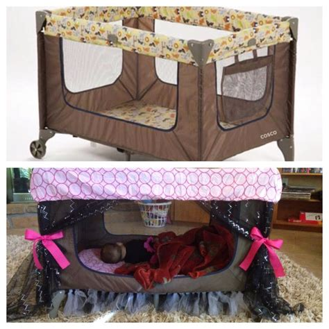 Pack N Play Toddler Bed by 17 Best Images About Repurpose Pack N Play On