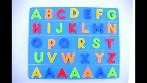 3 letter colors alphabet letters different colors
