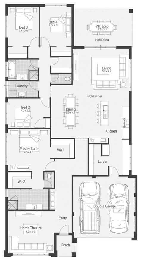 Stockholm | Dale Alcock Homes | House plans, House design, 4 bedroom house plans