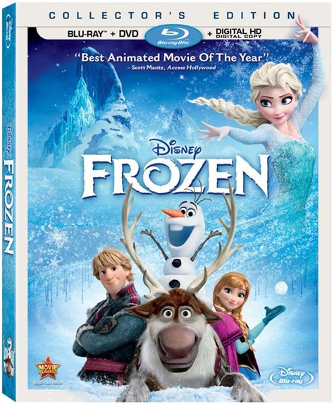 Download Film Frozen 2 Bluray | frozen blu ray dvd collector s edition review