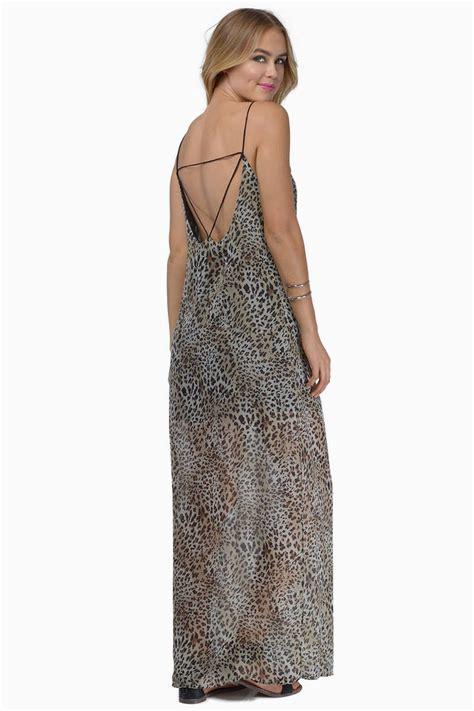 leopard maxi dress oasis fashion