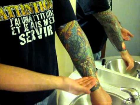 tattoo care youtube dragon fx tattoo and piercing tattoo aftercare youtube