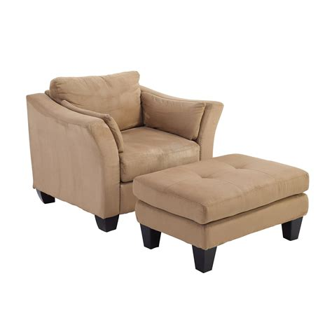 Convertible Ottoman Chair 48 Convertibles Convertible Brown Armchair With Ottoman Chairs