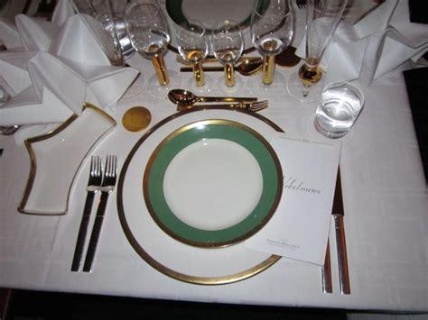 nobel banquet table setting