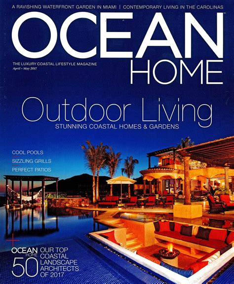 home magazine design awards sean jancski landscape architects landscape architecture