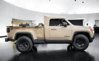 Comanche Jeep Comanche Lives Again Jeep Turns The Renegade Into A