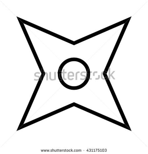 ninja star pattern image gallery ninja star pattern