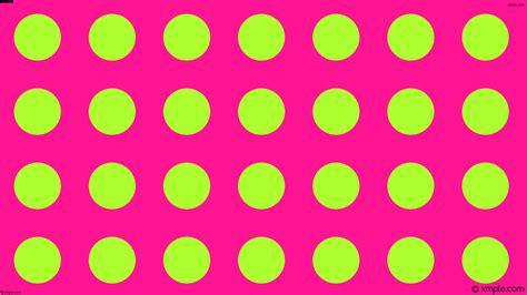 yellow with pink polka dots wallpaper spots green polka dots pink ff1493 adff2f 135