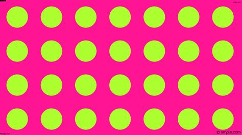 green polka dot wallpaper wallpaper spots green polka dots pink ff1493 adff2f 135
