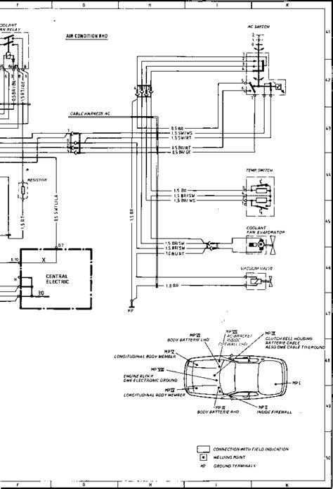 service manuals schematics 1983 porsche 944 security system 1983 porsche 944 alternator wiring diagram porsche auto wiring diagram