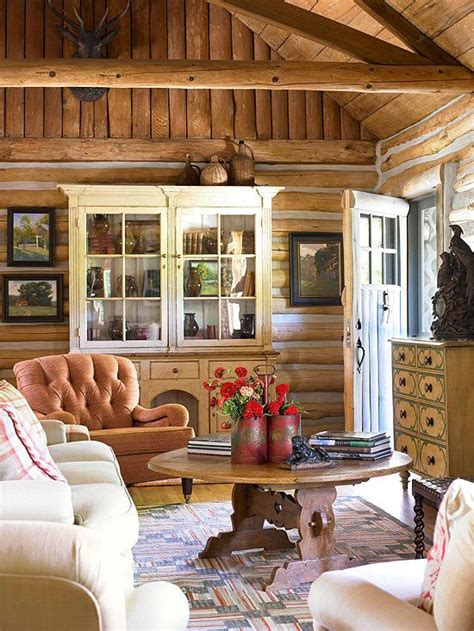 Cabin Chic by Bhg Style Spotters