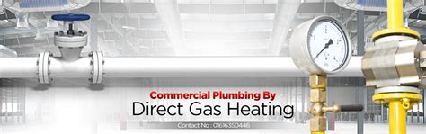Direct Plumbing And Heating by Commercial Boiler Installation Manchester Direct Gas