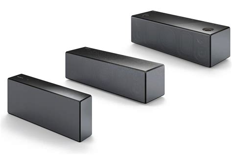 sony srs    speakers