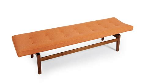 long cushioned bench long upholstered bench ideas homesfeed