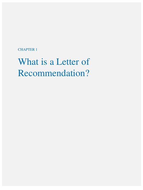 How Many Reccomeders For Time Mba Asu Mba by The Ultimate Guide To Getting The Letter Of
