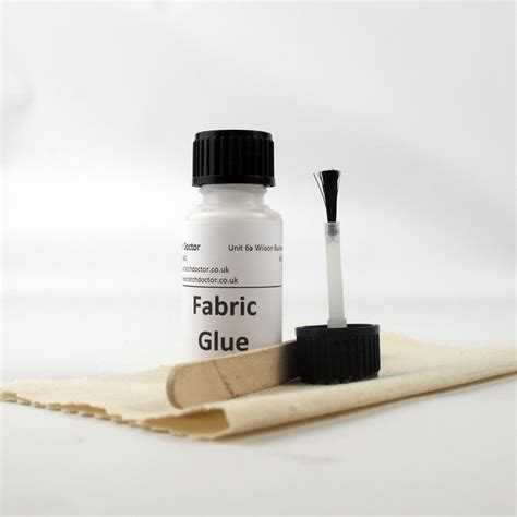 how to glue to fabric tsd professional fabric glue adhesive repair kit textile