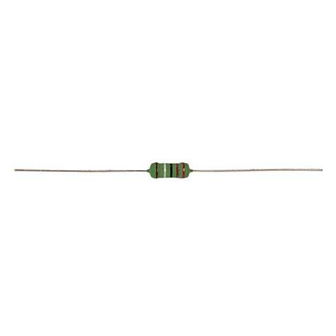 2r2 resistor truohm mff1wfj022ja10 2r2 1 1w proof metal resistor rapid
