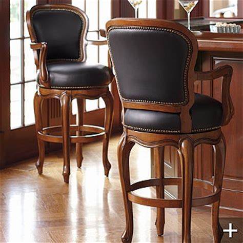 Bar Stools With Studs by Bar Stools In Black Leather With Studs Quot Basement S