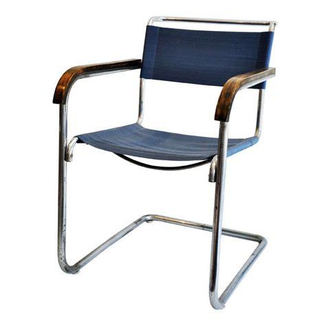 marcel armchair marcel breuer b34 armchair bauhaus at 1stdibs