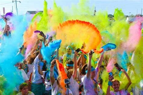 color run orange county orange county events top things to do in orange county
