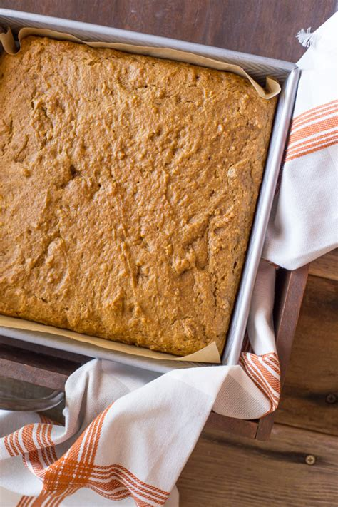 lovely little kitchen healthier pumpkin spice snack cake lovely little kitchen