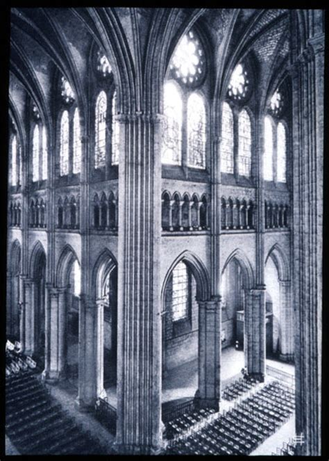 Chartres Cathedral Interior by History By Laurence Shafe Chartres Cathedral Interior