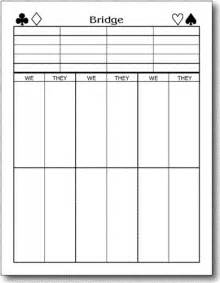 bridge tally template buat testing doang bridge tallies to print