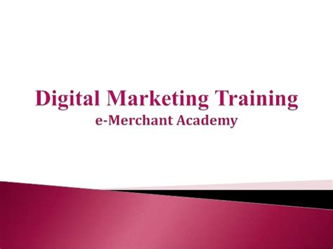 Digital Marketing Degree Course 5 by Digital Marketing Seo Smm Sem Courses