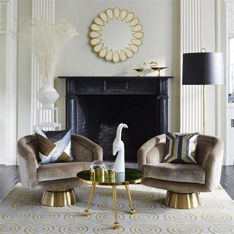 jonathan adler home decor living rooms by jonathan adler that bring color to winter
