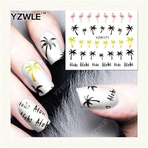 Water Decal Nail Sticker Stiker Kuku Nail 1365 242 best decal nailart 3 images on fingernail designs manicures and nail stickers