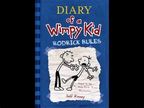 Seans Diary Part Four by Diary Of A Wimpy Kid Part 6