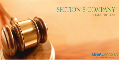 section 8 ta section 8 company in india legalraasta knowledge portal