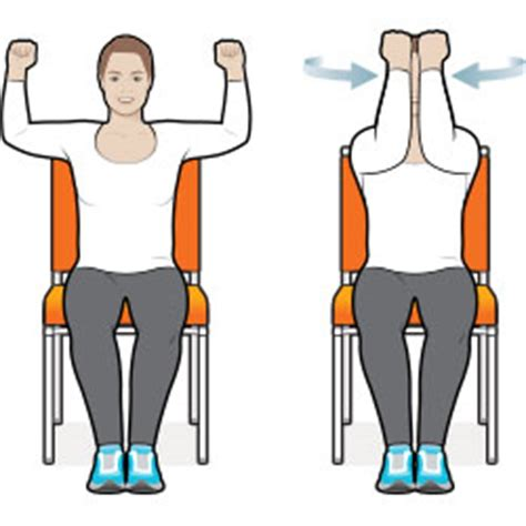 armchair exercises older adults this full body sit down workout is good for your heart