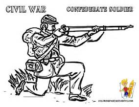 civil war coloring pages 01 civil war army soldier at coloring pages boys gif