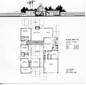 Eichler Plans 17 Best Images About Eichler Houses Mid Century Modern