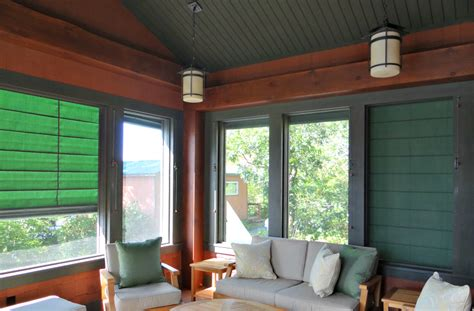 outdoor ceiling lights for porch lighting ideas for your screen porch weather shades