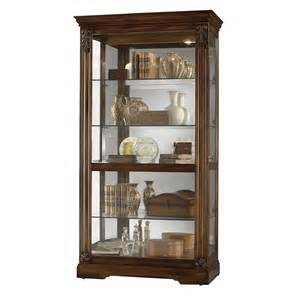 Curio Cabinets Howard Miller Howard Miller 680479 Andreus Curio Cabinet Atg Stores